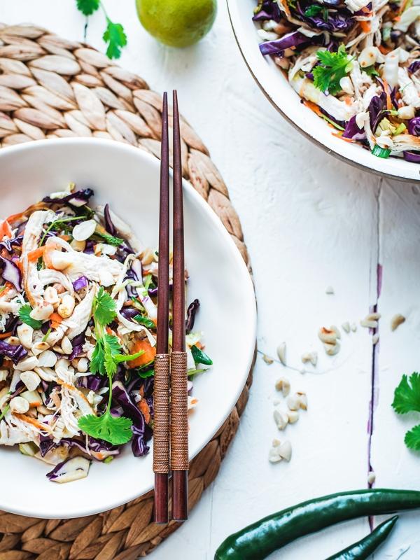 Britt Paju - Vietnamipärane kanasalat